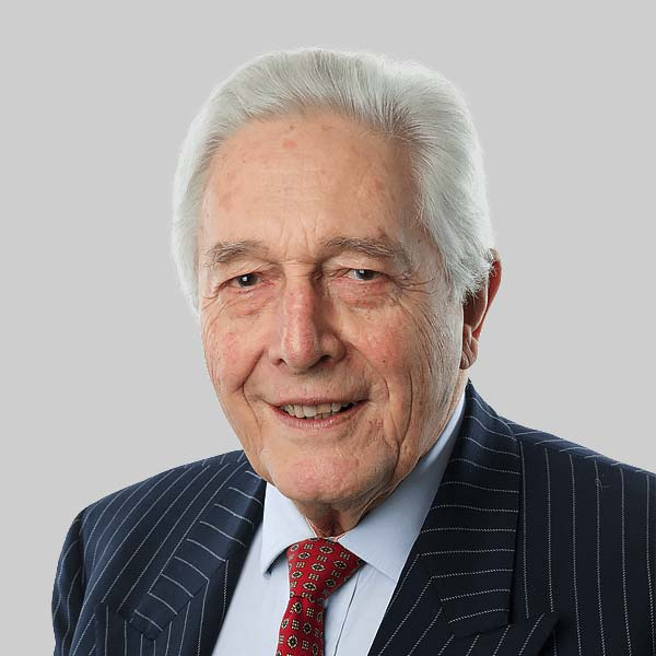 An image of Michael Campbell MBE DL - Ellis Campbell Foundation chairman
