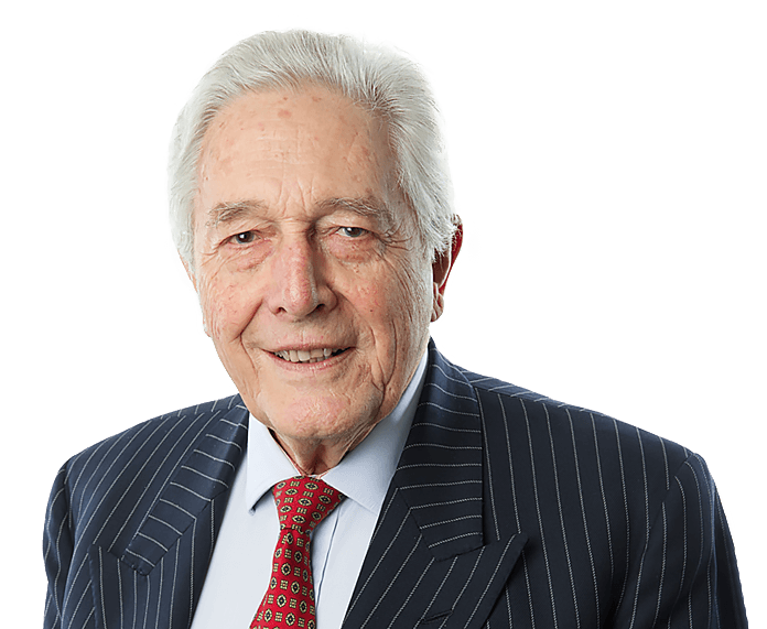 An image of Michael Campbell MBE DL - Ellis Campbell Charity Foundation chairman