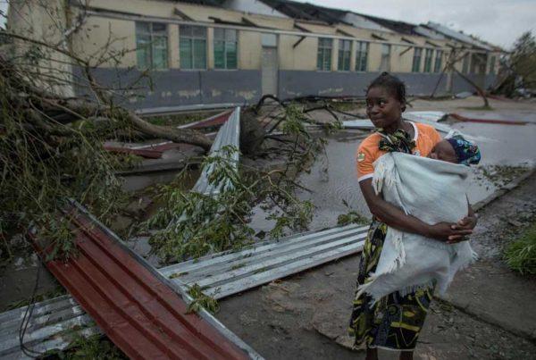 DEC Cyclone IDAI appeal - Ellis Campbell Foundation