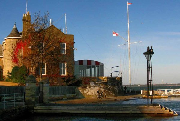 The Royal Yacht Club Squadron Foundation Isle of Wight supported by the Ellis Campbell Foundation