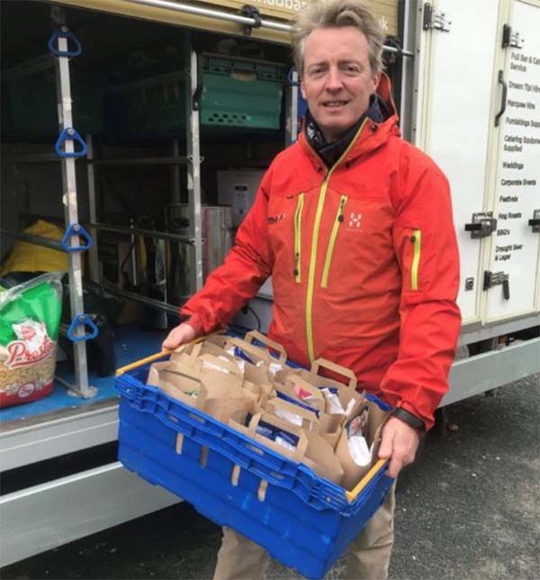 Operations Grab Bag & Operation Pizza by David Fox-Pitt MBW - supported by The Ellis Campbell Foundation