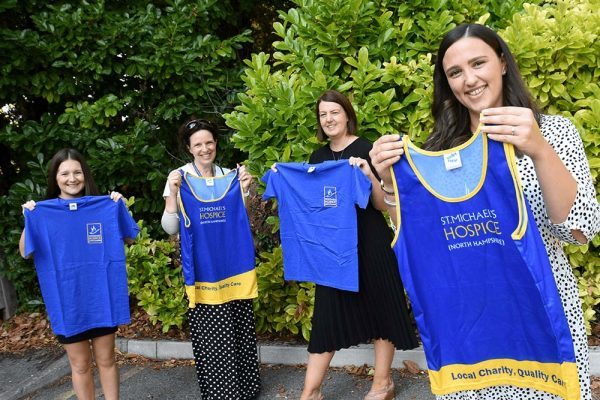 The Ellis Campbell Foundation proudly supports St Michael's Hospice